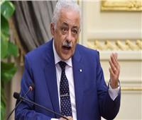 وزير التعليم يتحدث عن شائعة إصابته بكورونا وقرار إغلاق المدارس