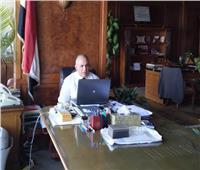 وزير الري يوجه بالالتزام بالبرنامج الزمني في المشروع القومي لتأهيل الترع