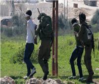 قوات الاحتلال تعتقل 13 فلسطينييًا من الضفة الغربية