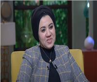أميرة صابر: الجمعيات العلمية لها دور كبير في ملف الأمومة والطفولة