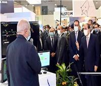فيديو.. نرصد تفاصيل افتتاح الرئيس السيسي مؤتمر «كايرو اى سى تى»