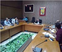 الغندور يستعرض مشروعات مياه الشرب بالخطة الجديدة بشمال سيناء