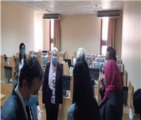 عميد ألسن عين شمس والسفير الياباني بالقاهرة يبحثان التعاون المشترك