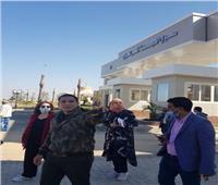 صور| وفد وزارة التخطيط يتابع الموقف التنفيذي للمشروعات بالإسكندرية