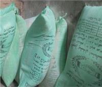 ضبط 20 طن كسر مكرونة ودقيق في حملة مكبرة بالإسكندرية
