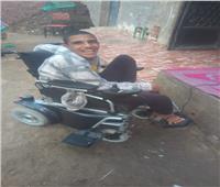 «التضامن» توجه بتقديم كرسي متحرك لشاب من ذوي الاحتياجات الخاصة