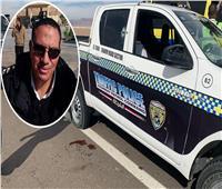 استشهاد ضابط وأمين شرطة في مطاردة بطور سيناء «صور»