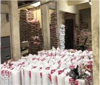«الداخلية» تُحبط ترويج 42 طن مواد غذائية فاسدة.. و62 ألف كمامة مجهولة صور
