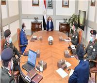 الرئيس السيسي يوجه بتطوير ميدان رمسيس لتسهيل حركة المواطنين