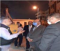 محافظ القاهرة يتفقد معدات هيئة النظافة الجديدة بتكلفة 35 مليون جنيه