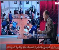 «الديهي»: مصر ستفتتح أول عاصمة ذكية في العالم العام المقبل