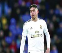 ريال مدريد يكشف موعد عودة نجم الأوروجواي