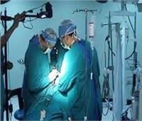 فريق طبي ينجح في إنقاذ مصاب بـ4 طلقات نارية بالبطن بسوهاج