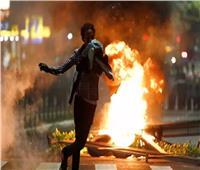 فيديو| اشتباكات بين المتظاهرين والشرطة في البرازيل
