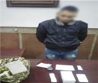 القبض على شخص متهم بسرقة مكتب محاسب بالإسكندرية