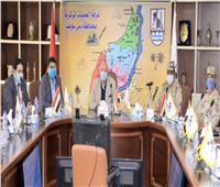 انتخابات النواب 2020| محافظ بني سويف يؤكد انتظام التصويت في ثاني أيام جولة الإعادة