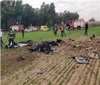 تحطم طائرة إسرائيلية في منطقة النقب