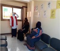 فحص ١.٦ مليون سيدة بالمبادرة الرئاسية لدعم صحة المرأة بالشرقية