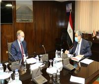 وزير الكهرباء وسفيرالاتحاد الأوروبي يبحثان تعزيز التعاون في المستقبل