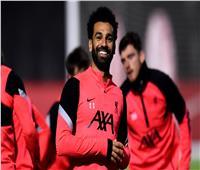 شاهد|ليفربول يحتفي بأول ظهور لمحمد صلاح في التدريبات بعد تعافيه من كورونا