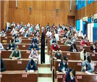 جامعة المنصورة تبدأ بإجراء امتحانات منتصف الفصل الدراسي الأول