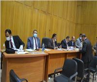 اللجنة العامة للانتخابات بإسنا تستقبل لجان الفرز