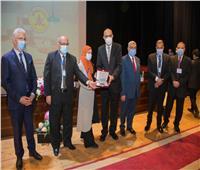 إنطلاق فعاليات الملتقي الدولي للجيوفيزياء بعلوم طنطا