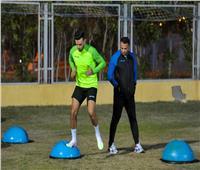 «ميدو جابر« و«فونسينيو» يخوضان تدريبات تأهيلية في مران «سيراميكا»