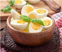 بيضة كل يوم تحمي من أمراض القلب والسكتة الدماغية