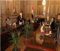 اجتماع مصري برتغالي بجامعة عين شمس عبر «فيديو كونفرانس»