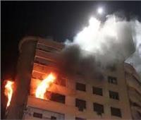 انتداب المعمل الجنائي لمعاينة حريق شقة بالمرج