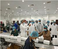 القوى العاملة: الاطمئنان على أحوال 2000 مصري بشركة «العود»