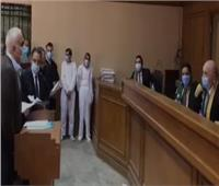 إحالة متهمين بقتل فتاة المعادي للمفتي.. والحكم 30 ديسمبر 