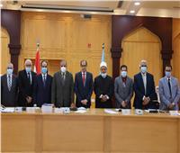 جامعة الأزهر تشدد على الالتزام بالإجراءات الاحترازية في مواجهة كورونا