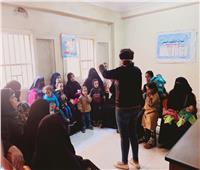 صحة المنيا تقدم الخدمات الطبية لـ 1480 مواطن