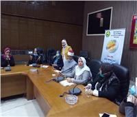 انطلاق فعاليات مبادرة «معًا ضد العنف والتنمر ضد المرأة» بشمال سيناء