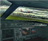 بمناسبة الأمطار.. هكذا تعمل مساحات الطائرات