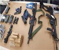 السجن 6 سنوات لعامل  في قنابتهمة حيازة أسلحة ومخدرات