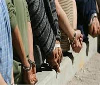 حبس تشكيل عصابي تخصص في سرقة المواطنين بمنطقة الزيتون