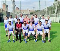 «التخطيط» يفوز على «السياحة» فى دوري الوزارات لكرة القدم