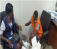 وزيرة الصحة : فحص ٣٨ ألف أفريقي بـ«دول جنوب السودان وتشاد وإريتريا»
