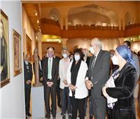وزيرة الثقافة تعيد افتتاح متحف الفن الحديث مجاناً أمام الجمهور حتى نهاية ديسمبر