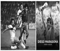 خاص| قائد سويسرا: لا أنسى مواجهاتي ضد مارادونا «العبقري»