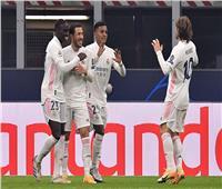 فيديو| ريال مدريد يهزم الإنتر ويقترب من التأهل بدوري الأبطال