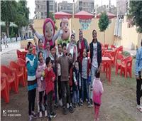 النادي الرياضي بالمنيا ينظم يوم ترفيهي للاحتفال بأعياد الطفولة
