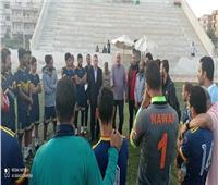 نادي المنيا الرياضي يختتم تدريباته استعدادًا لانطلاق الدوري