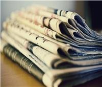 اجتماع الرئيس السيسي مع وزير الدفاع وأخبار الشأن المحلي أبرز عناوين صحف الخميس