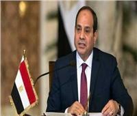 الرئيس السيسي يصدر 4 قرارات جمهورية بتخصيص أراضٍ ونزع ملكية