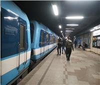 «مترو الأنفاق» تعلن الطوارىء وتخفيض سرعة القطارات لهذا السبب