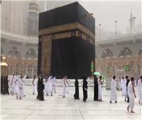 مكة تغرق في مياه الأمطار.. وطوارئ لإزالة آثارها